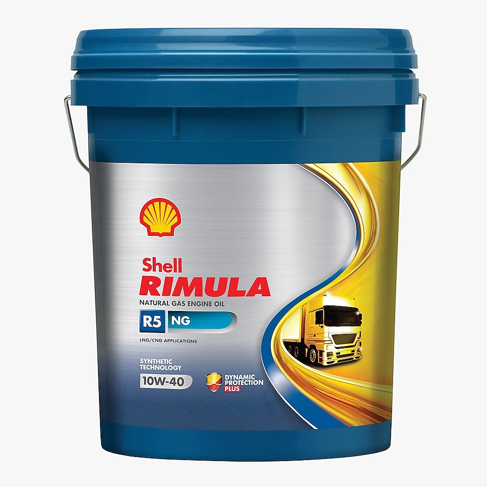 Pack shot Shell Rimula R5 NG